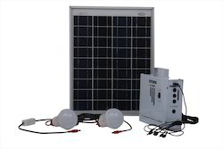 Portable Solar Home Lighting System