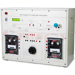 Voltage Relay Testing System
