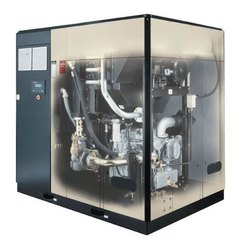Rotary Oil Free Screw Air Compressors