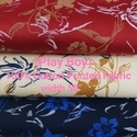 Cotton Printed Shirting Fabric (Play Boy)