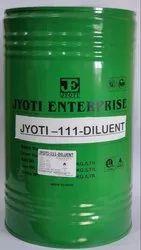 Jyoti 111 Diluent Thinner
