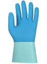 Fully Coated Double Dipped Latex Gloves