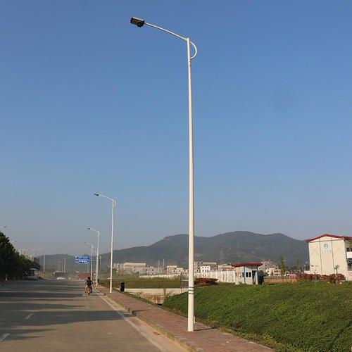 Street Light And High Mast Poles - Bluebird 100 Watt Street