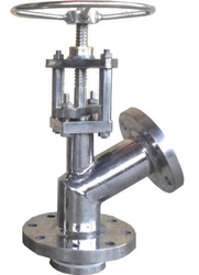 Ss 304,Ss 316 Y Type Flush Bottom Valve, Size: 25 Mm To 200 Mm