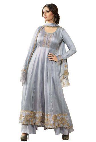 Moss Design Latest Party Wear Womens Anarkali Suits 0d9796082b