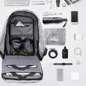 Anti Theft Laptop Backpack With USB Charging Port