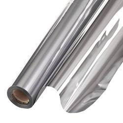 Metallic Silver Paper Roll, For Dona Making