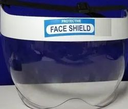 Safety Face Shield Goggle Type 2000 Micron