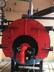 Wood Fire Steam Boiler