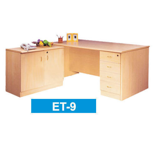 61f507b9a65 Wooden Designer Executive Office Table