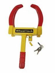 Car Wheel Lock Clamps