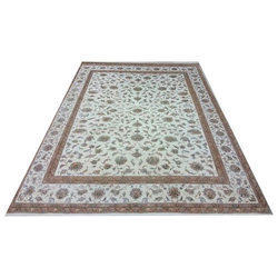 Multicolor Majestic Persian Hand Knotted Carpet