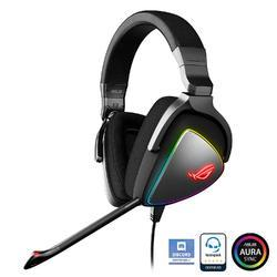 ASUS ROG Delta USB-C Gaming Headset for PC, Mac, Playstation 4, Teamspeak, and Discord with Hi-Res E
