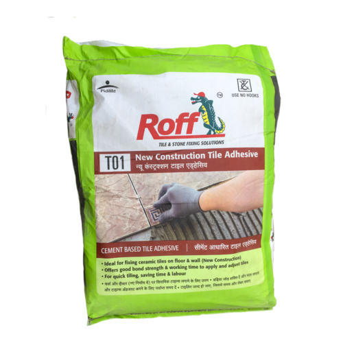 Pidilite Roff New Construction Tile Adhesive Fixing