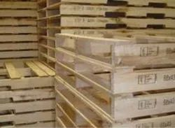 Ispm 15 Wooden Pallets, Dimension/Size: 1100 X 1100