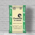 Chettinad Opc 53 Grade Cement, Packaging Type: Sack Bag, Packing Size: 50 Kg