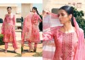 Mausin Of Levisha Pure Pashmina Digital Print With Self Embroidery Salwar Suit