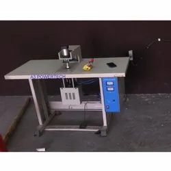 Manual Non Woven Carry Bag Making Machine
