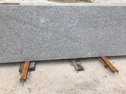 Polished Slab White Granite, For Countertops, Thickness: 15-20 mm