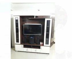 Designer Wooden TV Unit