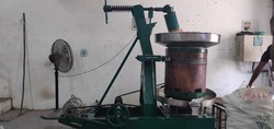 Semi Automatic Cold Press Oil Machine