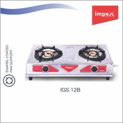 2 Burner Gas Stove - IGS 12B