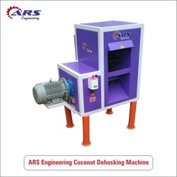 ARS Automatic Coconut Dehusking Machine