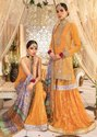 Shraddha Anaya Georgette Net Embroidery Pakistani Salwar Kameez