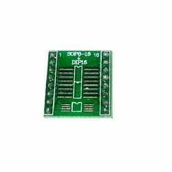 SOP8 to DIP16 SMD Board IC Test Converter Socket Chip Programmer Adapter