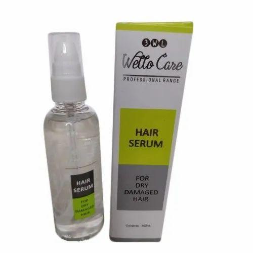 Liquid Wello Care Hair Serum Packaging Size 100 Ml Rs 180 Piece Id 21670457197