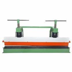 Manual Sheet Metal Bending Machine at Best Price in India