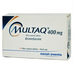 Multaq 400mg Tablets