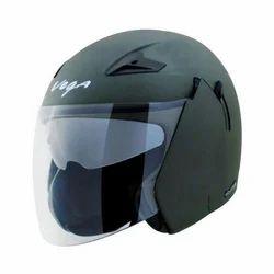 Dual Visor Vega Graphics Helmet