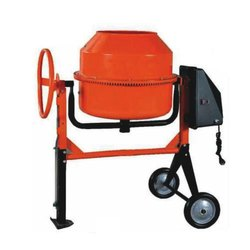 ORANGE 200L Tilting Type Concrete Mixer