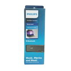 Black Philips Wireless Speaker