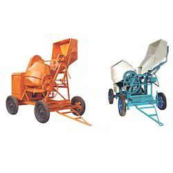 Concrete Hopper Mixer Machine