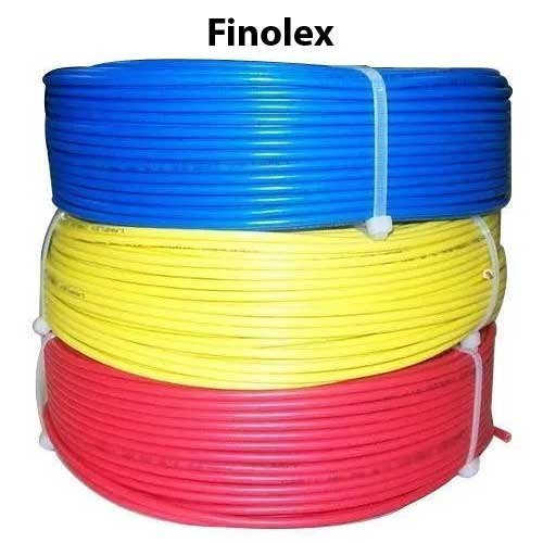 Copper Finolex Electrical Cable Wires, For House Wiring, Insulation  Thickness: 2 Mm, Rs 1050 /unit | ID: 21749743797IndiaMART