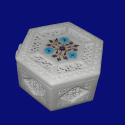 Marble Box Home Decoration Craft