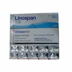 Linospan 600 Tablet
