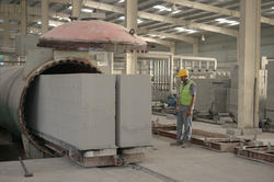 Autoclave Concrete Block Machine