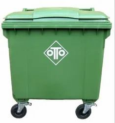 660 L Four Wheeled Dustbins