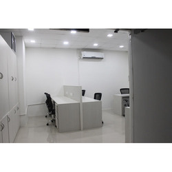 Office Room Interior Turnkey Project
