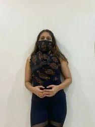 Reusable Face Mask Scarf