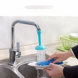 New 360 Degree Adjustable Kitchen Splash Shower Bathroom Tap Water Saving Device and Water Purifier