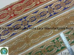 Exclusive Embroidery Lace E1616