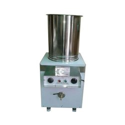 Central Stainless Steel Hot Water Filter (Electric), for Commercial, Automation Grade: Automatic