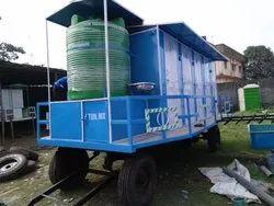 Portable Mobile Van Toilet