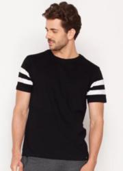 Round Neck Designer T Shirt