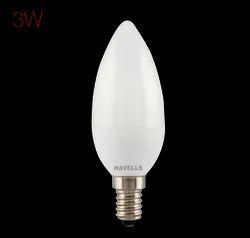 Havells Adore LED 3 W Candle Bulb