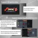 1300 in 1 Pandora''''s Box 6 Arcade Video Game Console 6 Buttons HD